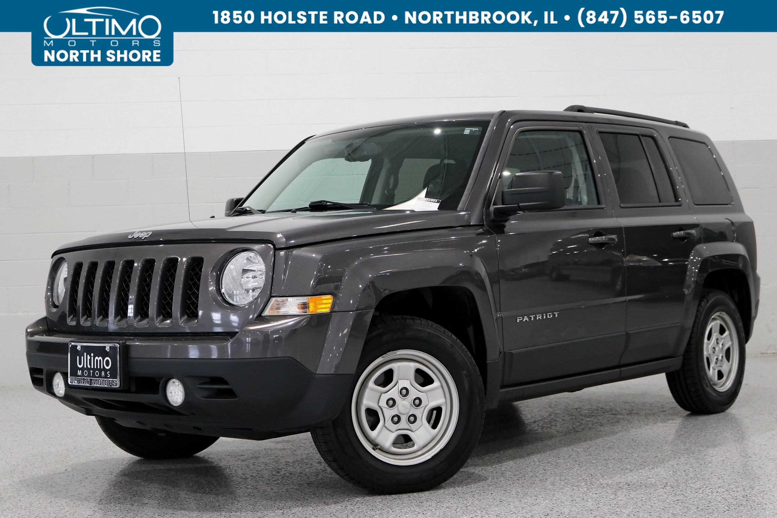 Pre-Owned 2016 Jeep Patriot Sport, Preferred Package, Air Con