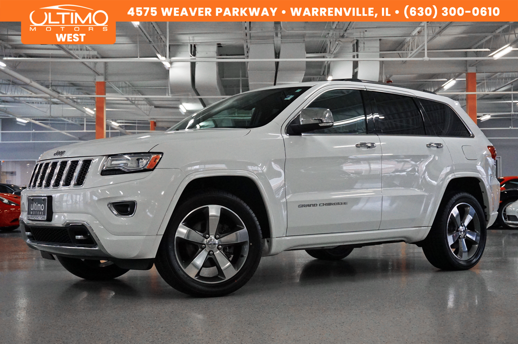 Pre Owned 2015 Jeep Grand Cherokee Overland Nav Rear Camera Pano Trans Am Hid Kit Wiring Diagram Roof