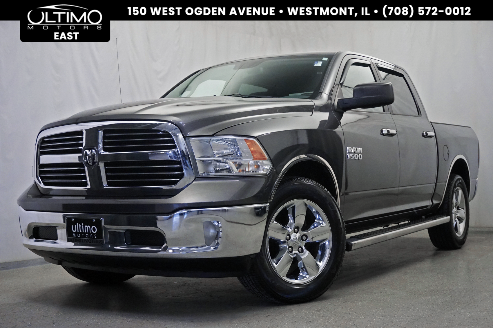 Pre-Owned 2014 Ram 1500 Big Horn 4X4 Preferred Package 22Z