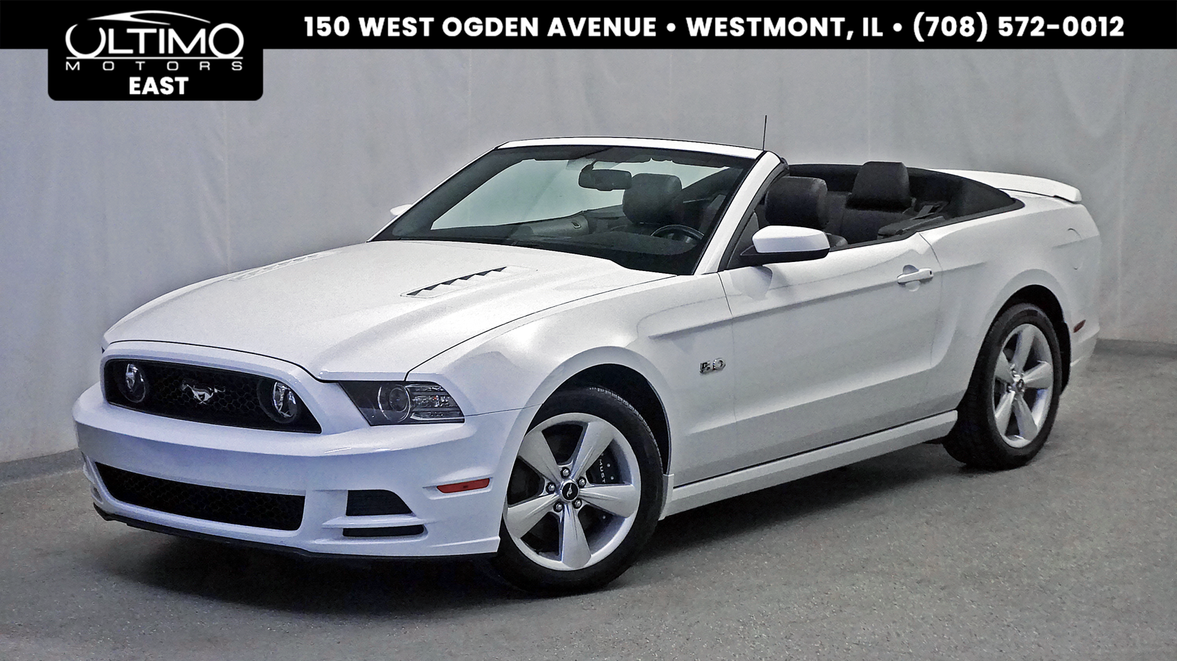 Pre owned 2014 ford mustang gt premium