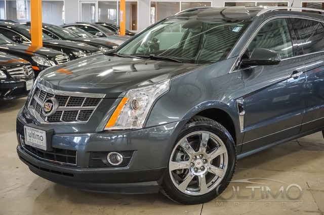 Pre Owned 2012 Cadillac Srx Performance Collection Suv In Warrenville U1819a Ultimo Motors