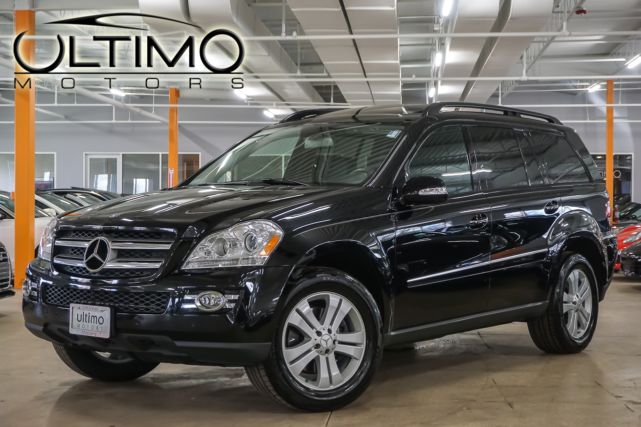 Pre owned 2007 mercedes benz gl class suv in warrenville for 2007 mercedes benz suv