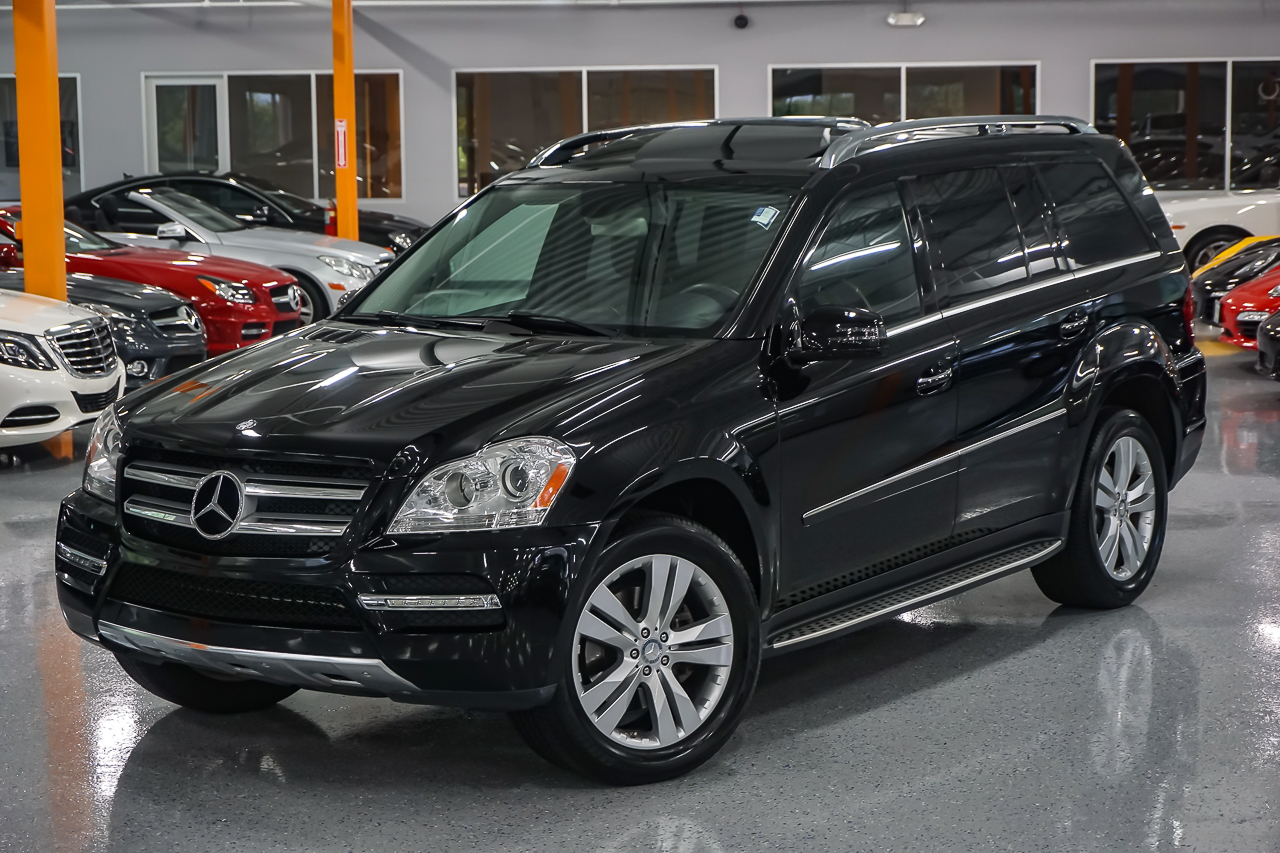 Pre owned 2012 mercedes benz gl class gl450 suv in for Mercedes benz 2012 gl450