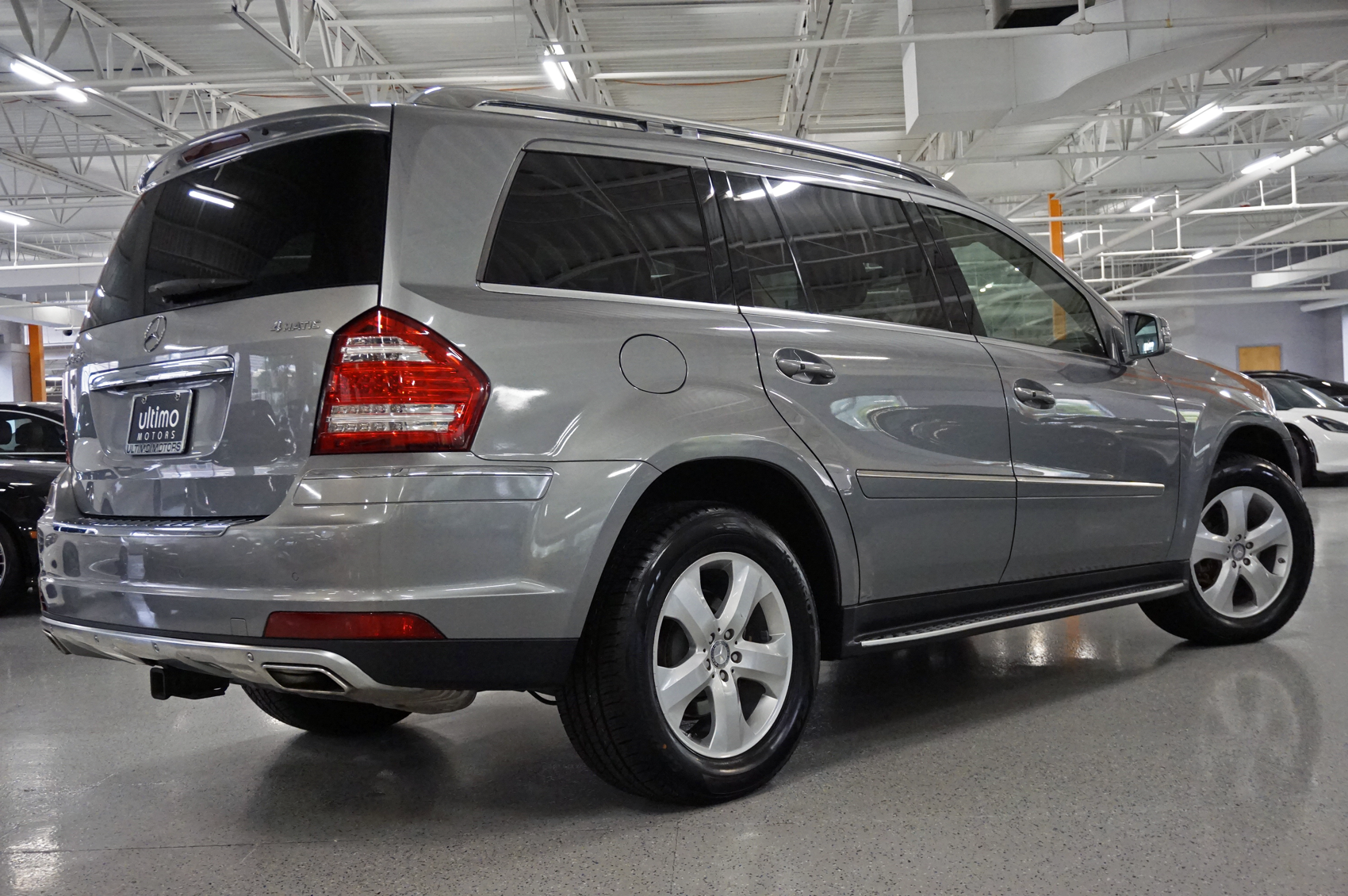 Pre Owned 2012 Mercedes Benz Gl Class 450 Suv In Warrenville Fuel Filter On M2 U4013 Ultimo Motors