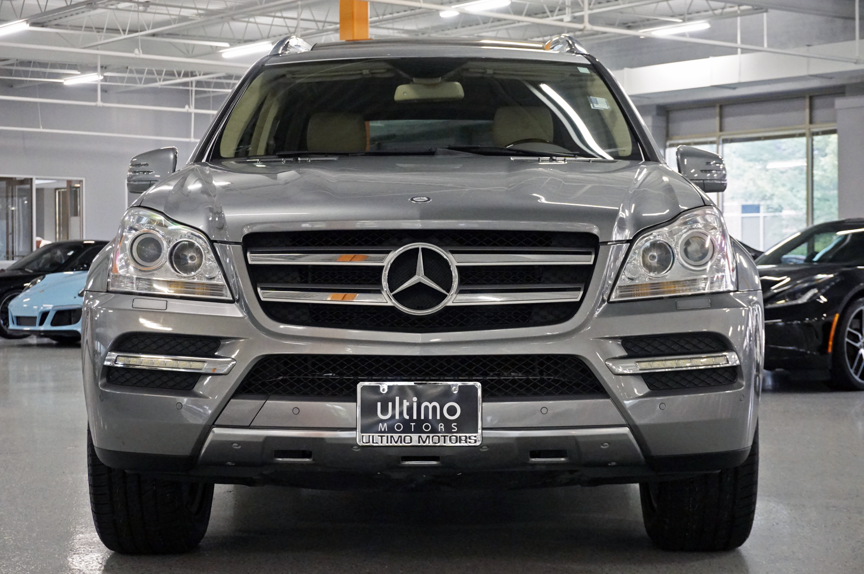 Pre Owned 2012 Mercedes Benz Gl Class 450 Suv In Warrenville Fuel Filter On M2