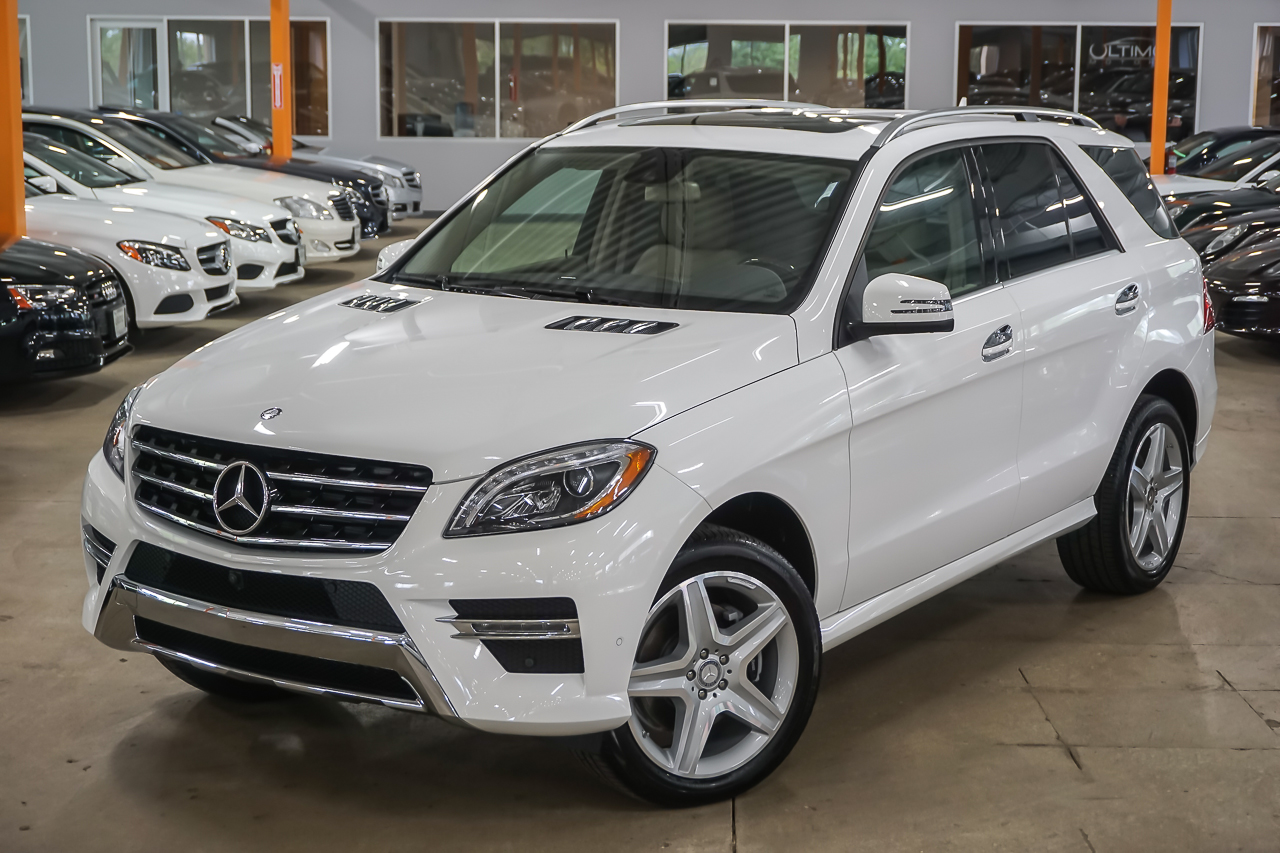 Pre owned 2015 mercedes benz m class ml400 suv in for Pre owned mercedes benz suv