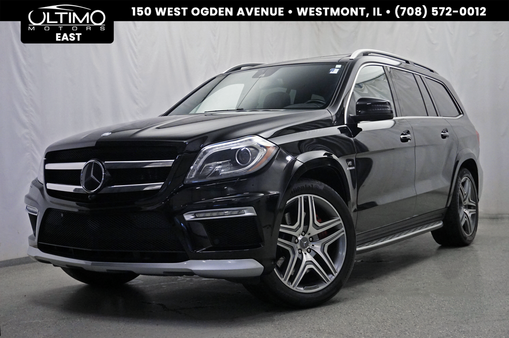 Pre Owned 2014 Mercedes Benz GL Class GL 63 AMG®