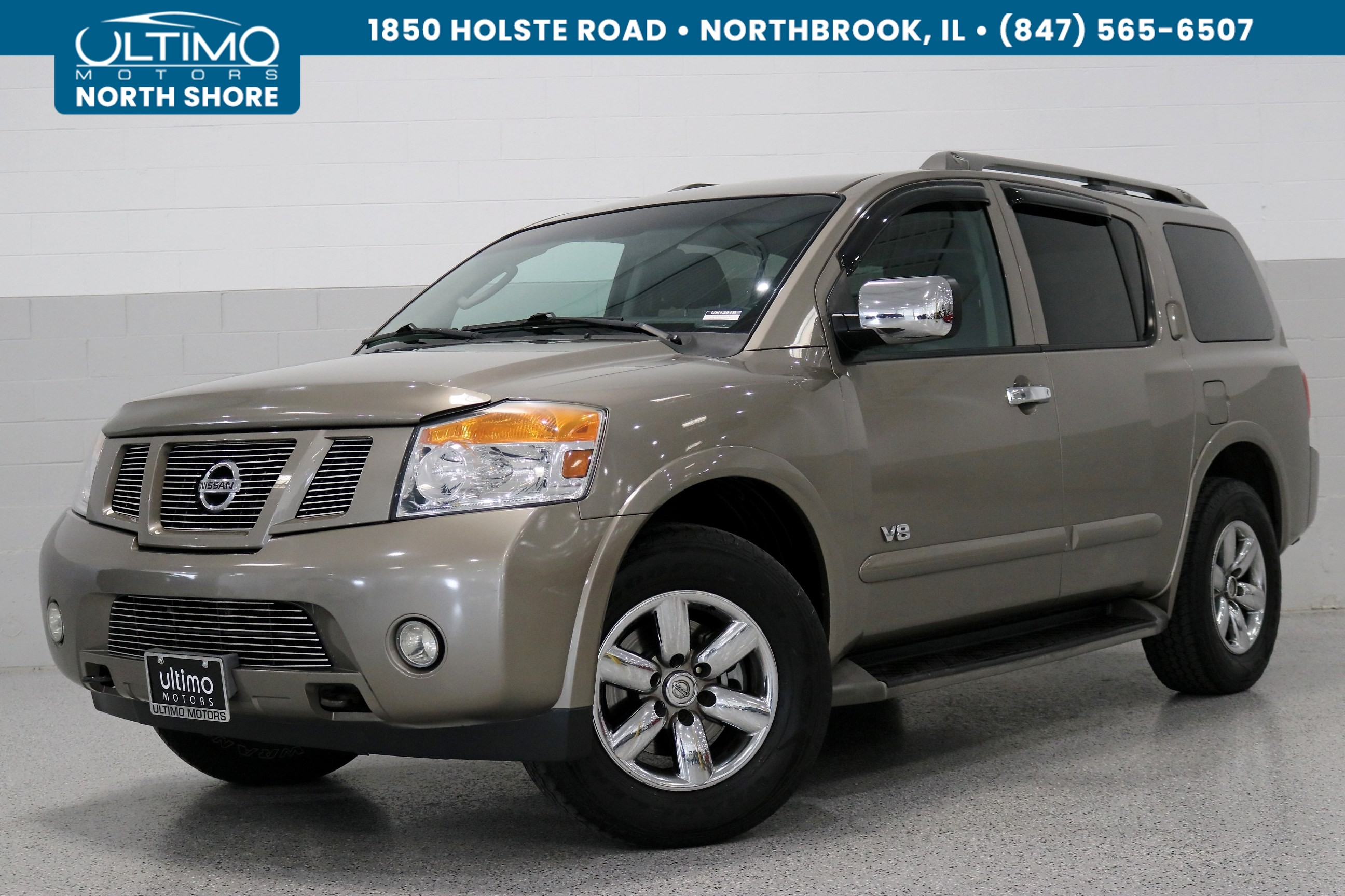 Pre-Owned 2009 Nissan Armada SE