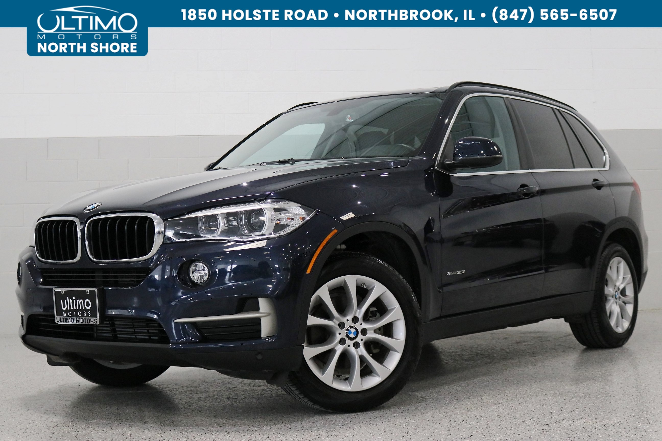 Pre-Owned 2016 BMW X5 xDrive35i, Premium Package, Navigation, Heated Seats.