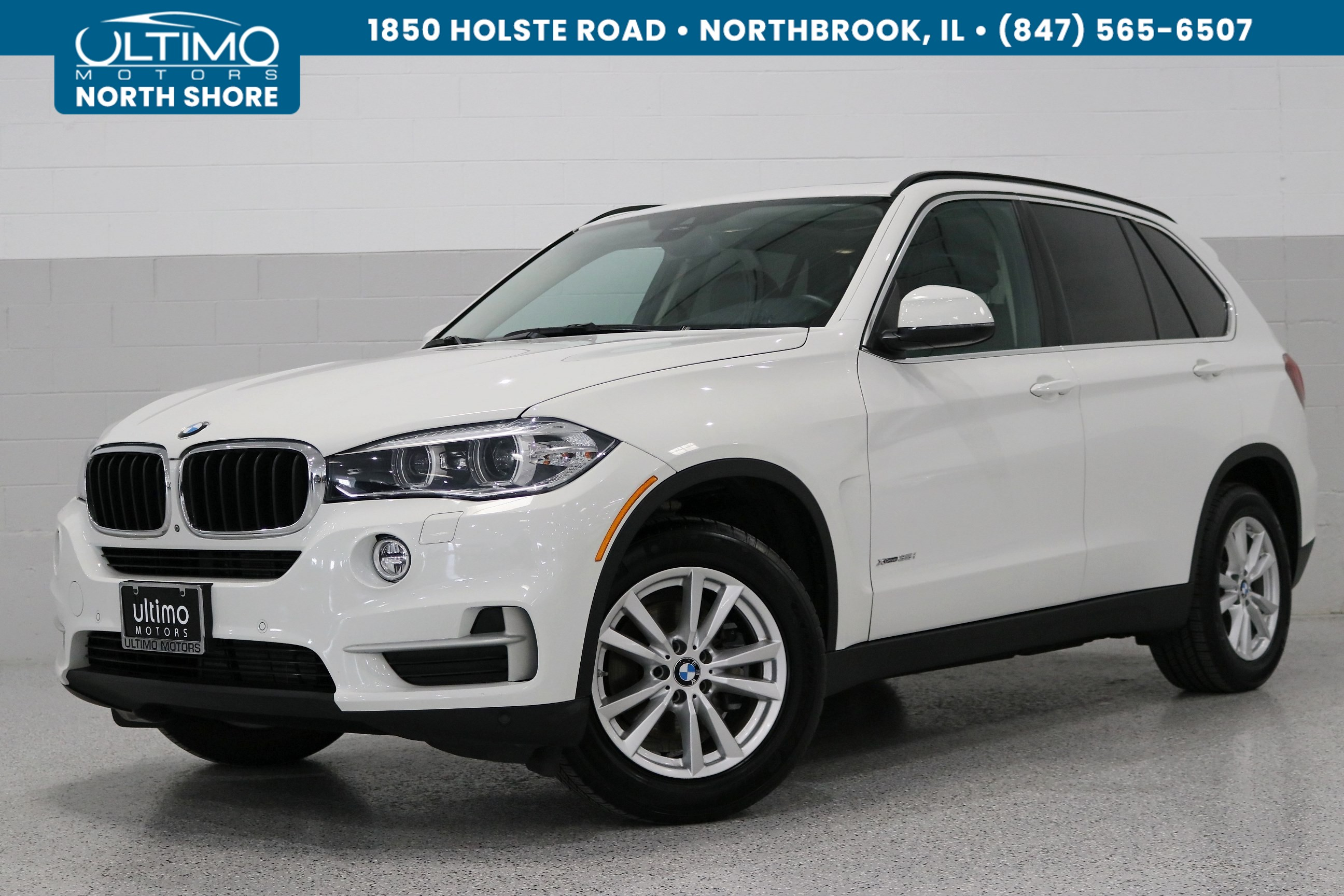 Pre-Owned 2015 BMW X5 xDrive35i, Assist+, Premium, Hi-fi Sound, Cold Weather.