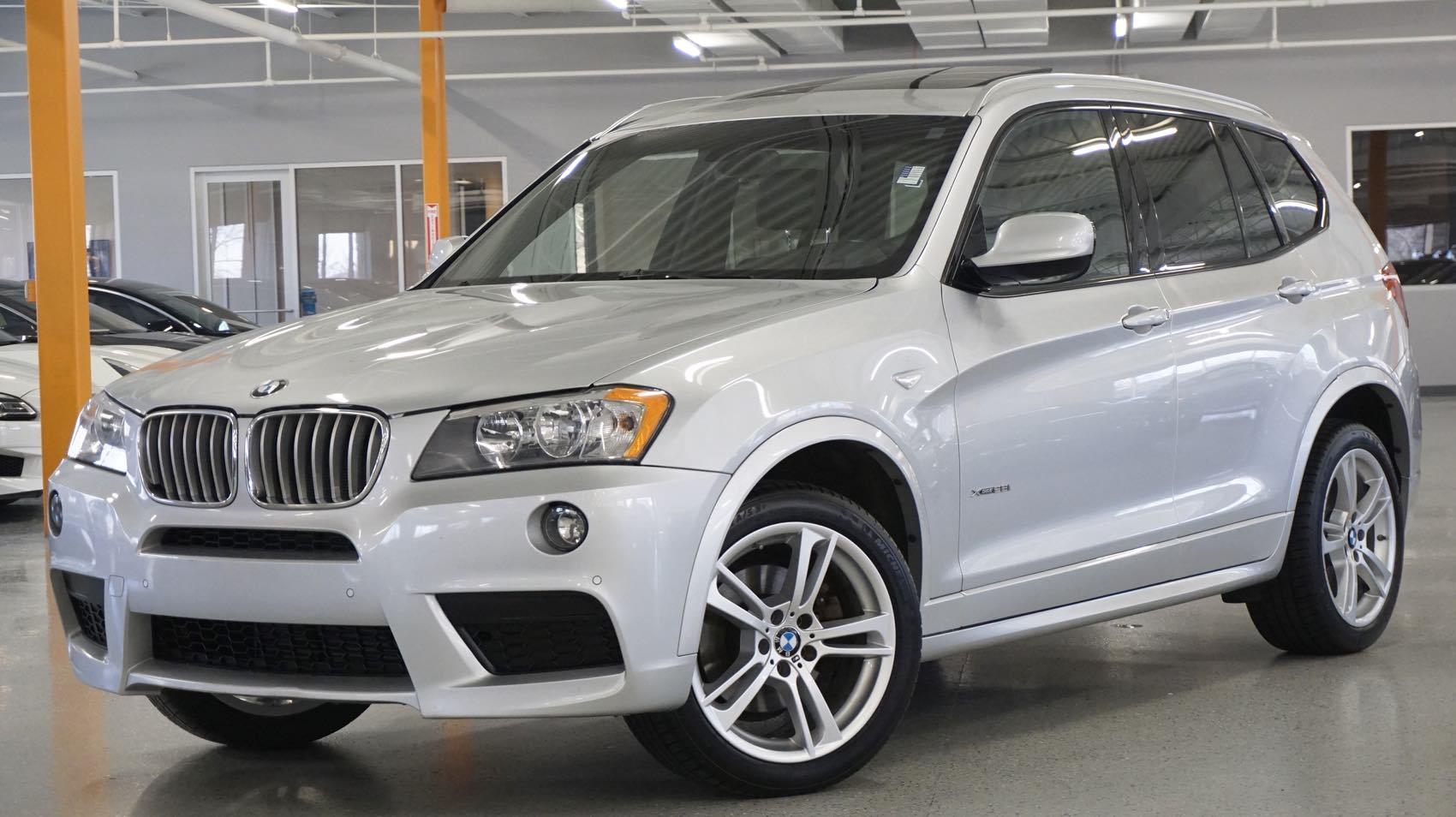 Pre-Owned 2013 BMW X3 xDrive28i, M-Sport, Cold Weather, Technology Pack.Navigation, Hi-Fi Sound