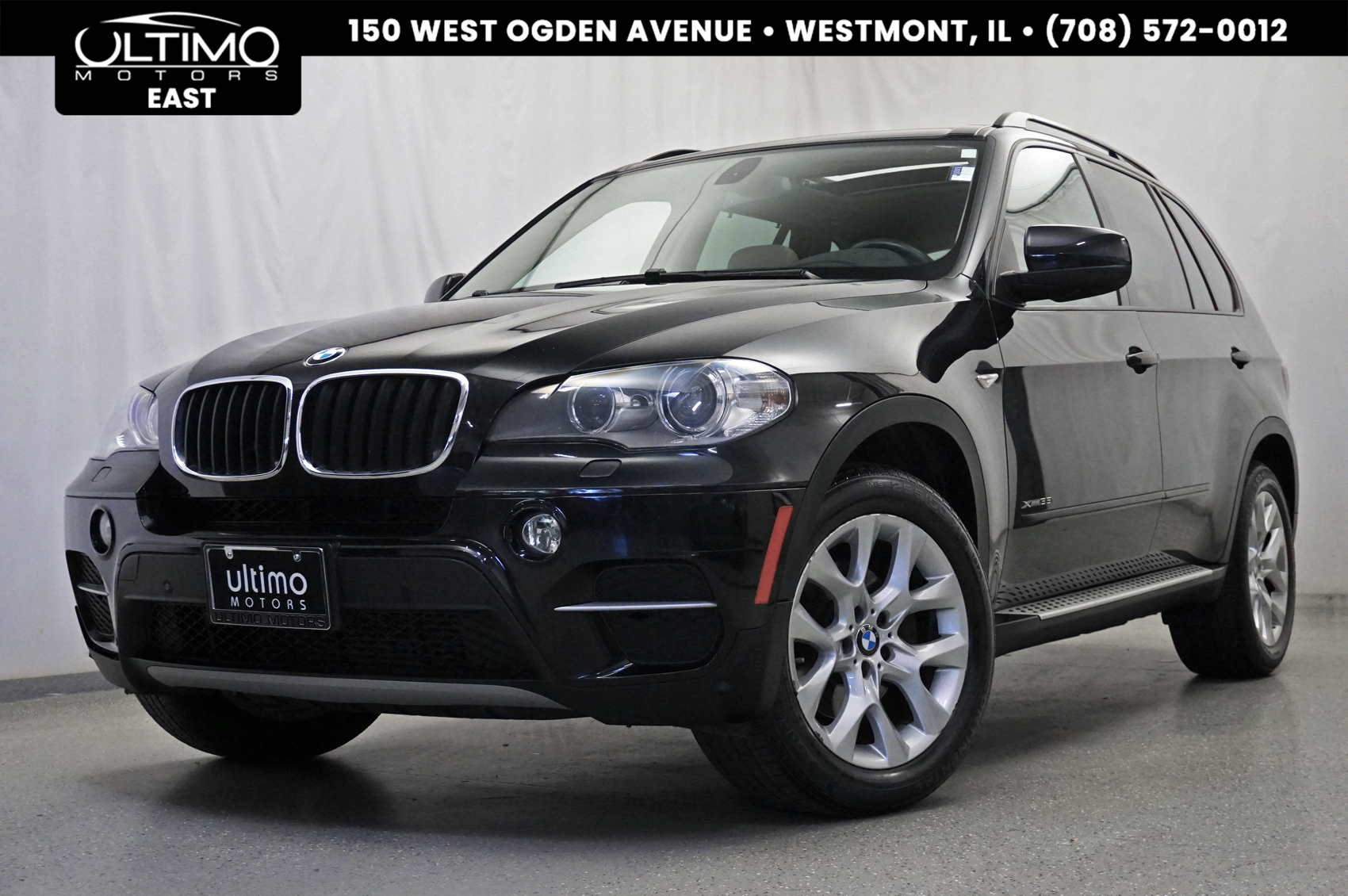 Pre-Owned 2013 BMW X5 xDrive35i Third Row Seat, Cold Weather Pkg,  Convenience