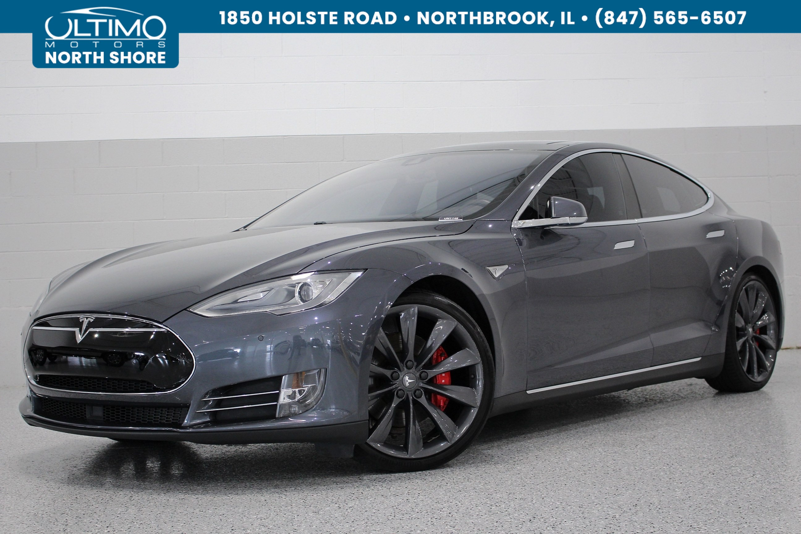 pre owned 2015 tesla model s p85d pano air susp fidelity sund tech