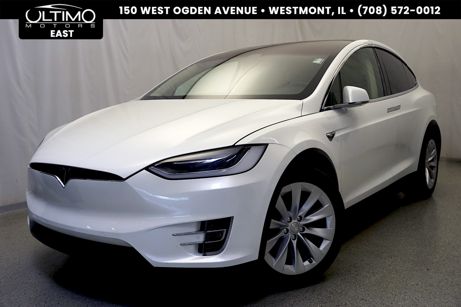 Pre-Owned 2016 Tesla Model X 90D
