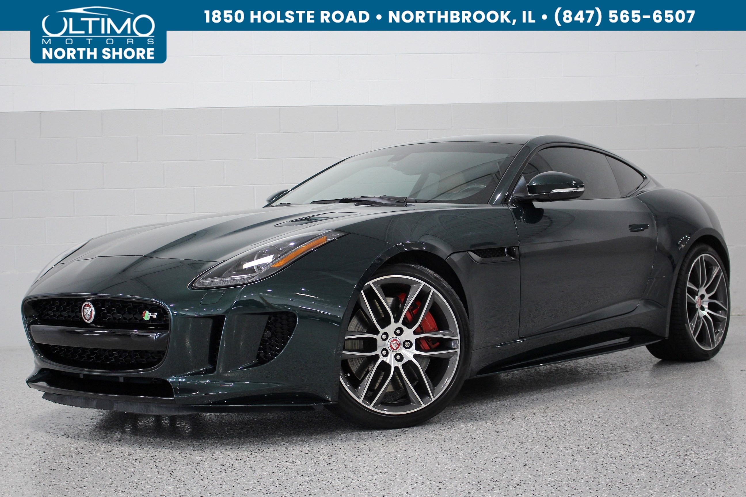 Pre Owned 2016 Jaguar F Type R Coupe In Warrenville Un1357 Ultimo 2003 S Supercharged