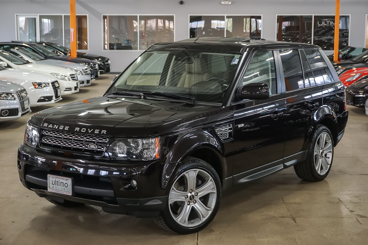 pre owned 2012 land rover range rover sport hse lux suv in. Black Bedroom Furniture Sets. Home Design Ideas
