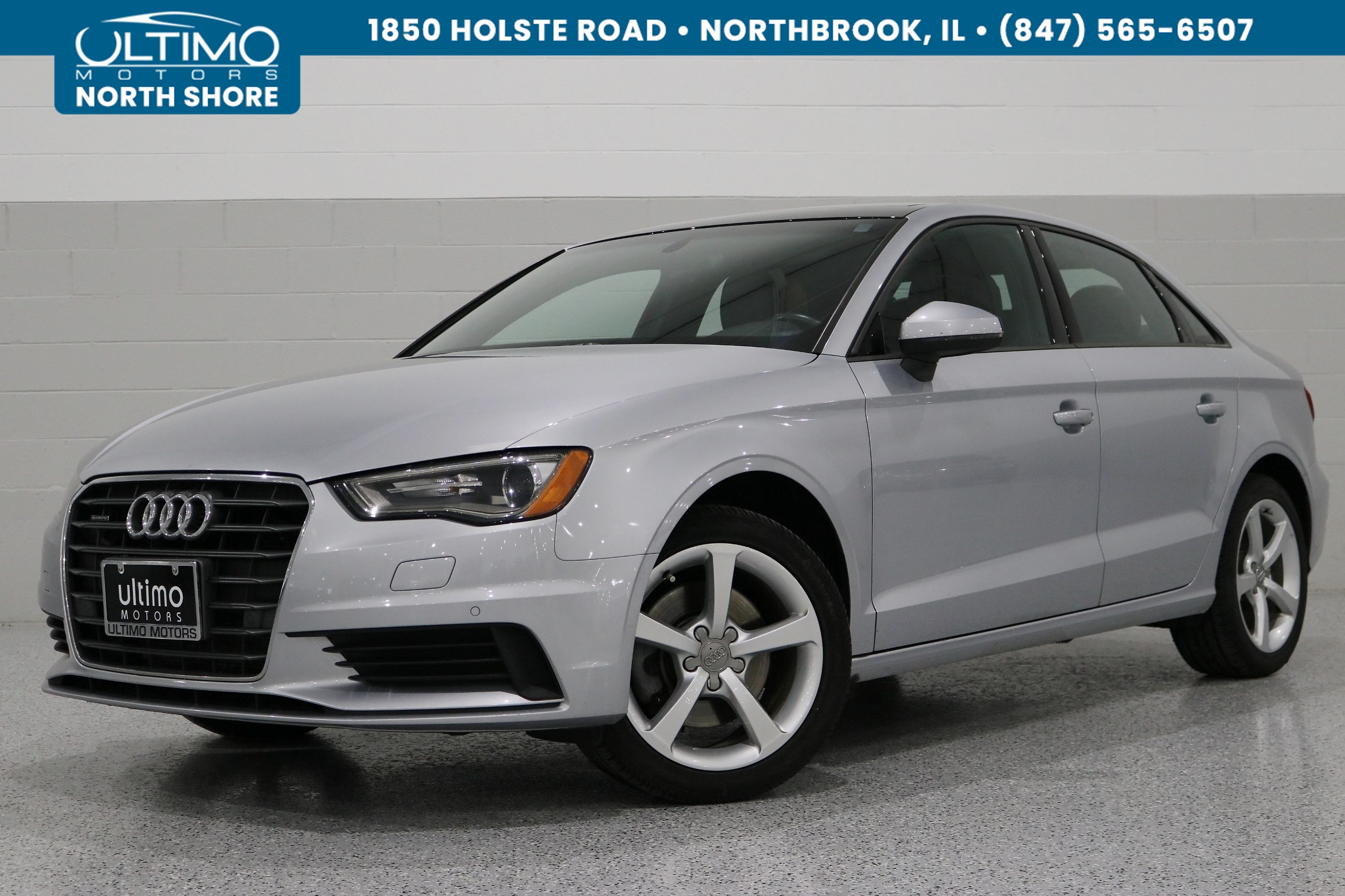 Pre-Owned 2016 Audi A3 2.0T Premium, MMI Nav. Plus, Heated Seats, Advanced Key, Panoramic Roof.