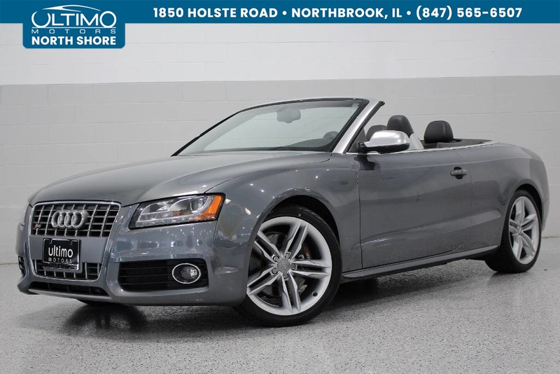 Pre-Owned 2012 Audi S5 Premium Plus, MSRP $63,100