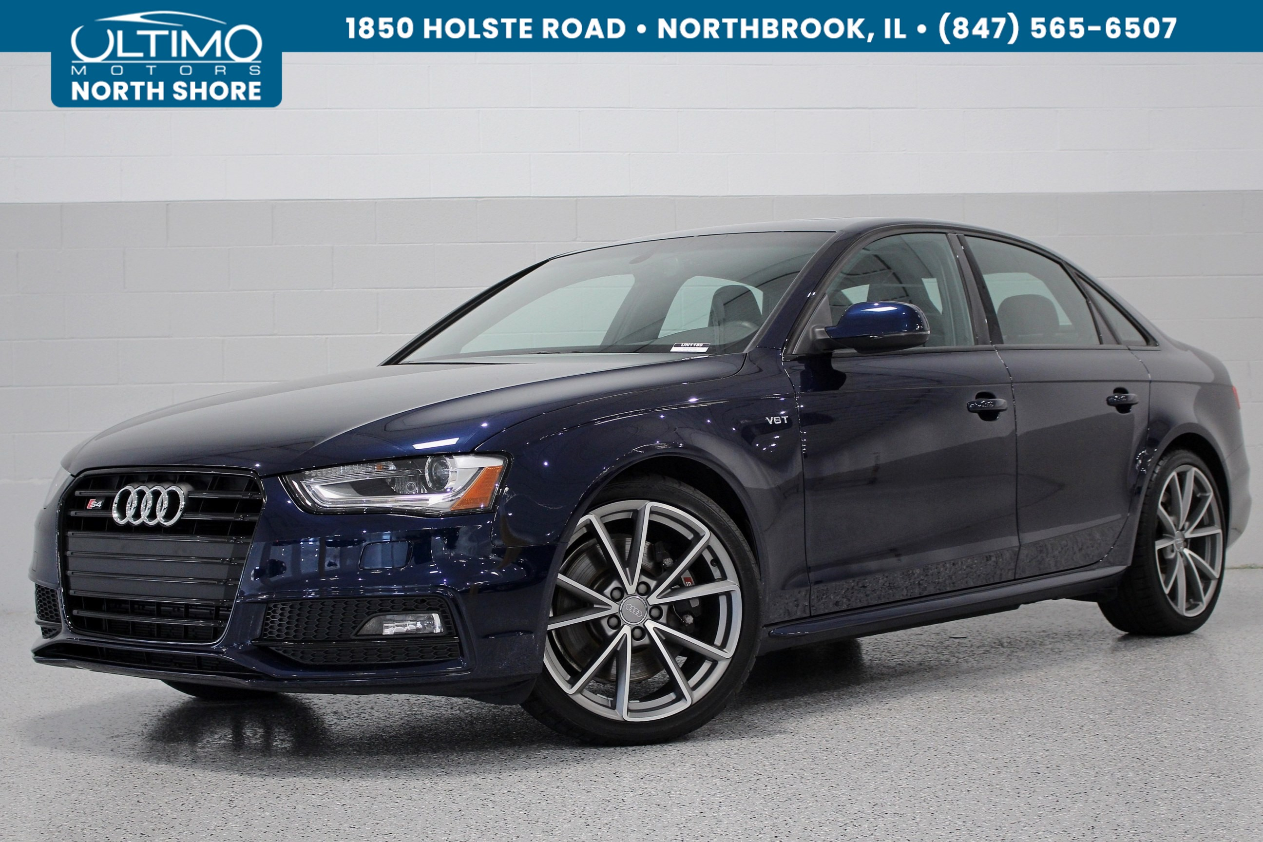 pre owned 2015 audi s4 prestige audi exclusive color black optic