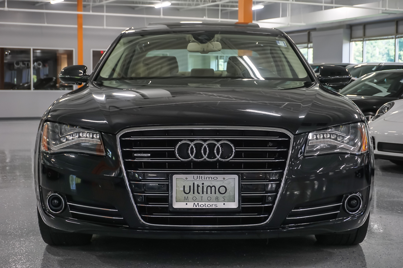 pre owned 2011 audi a8 l sedan in warrenville u1943a. Black Bedroom Furniture Sets. Home Design Ideas
