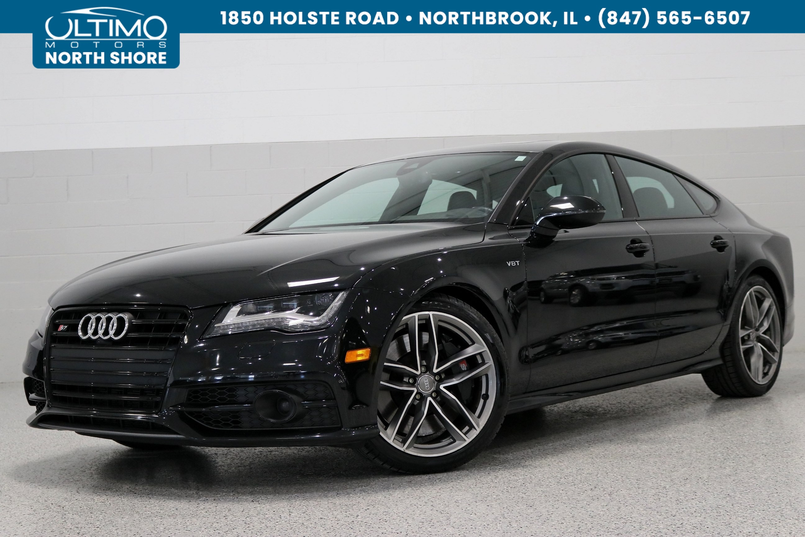 Pre-Owned 2015 Audi S7 4.0T