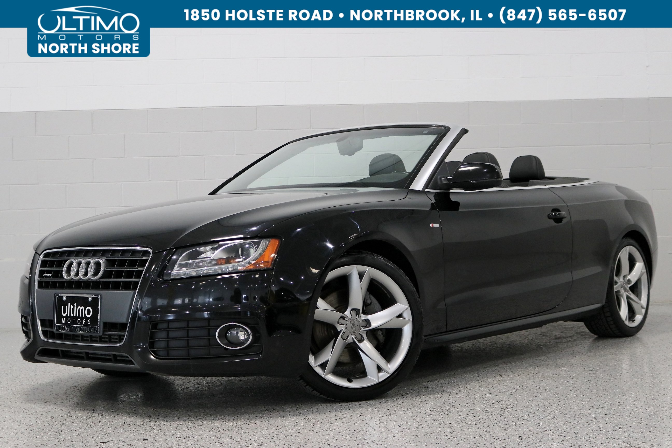 Pre-Owned 2011 Audi A5 2.0T Prestige, S Line, Side Assist