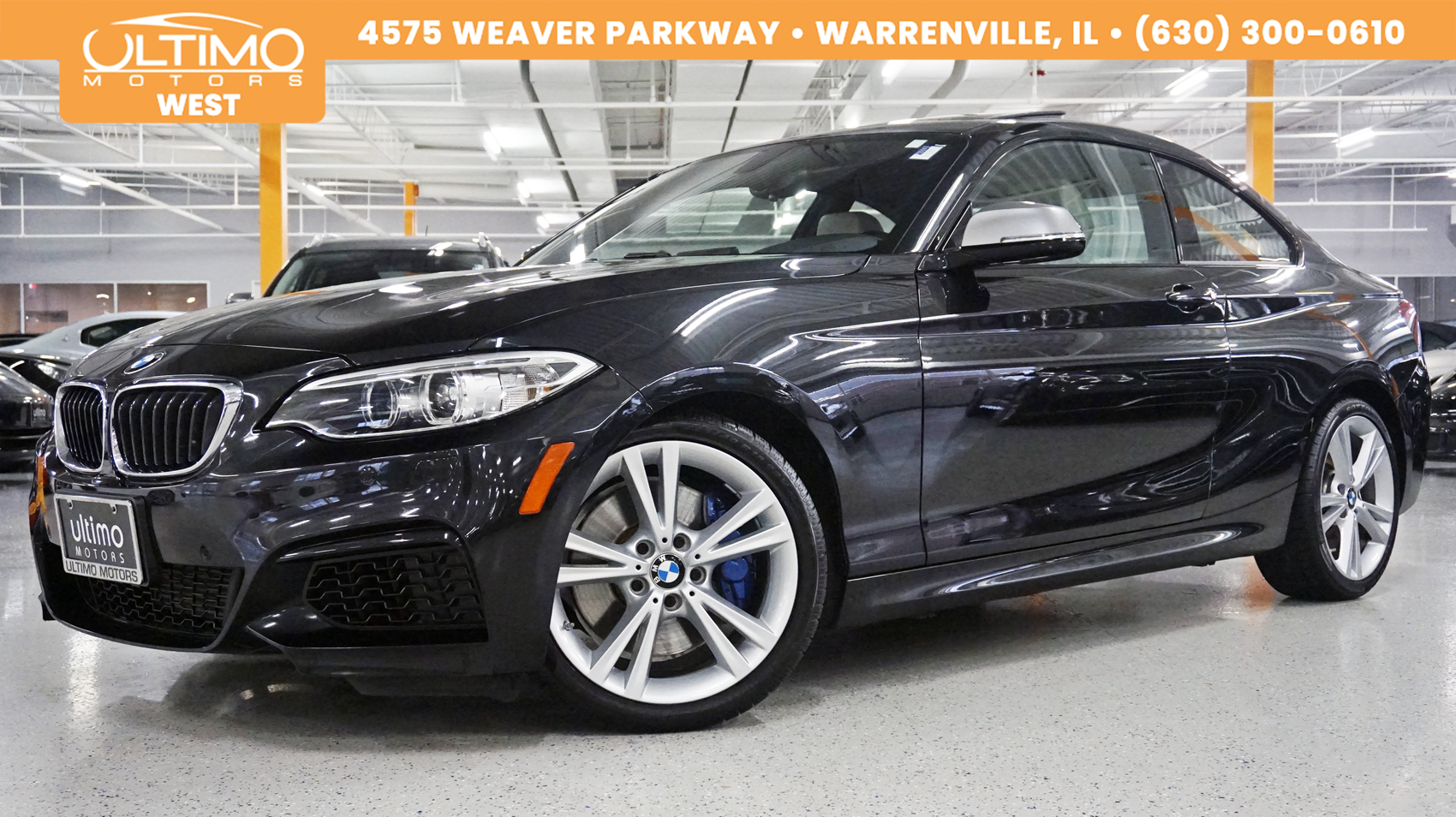 Pre-Owned 2015 BMW 2 Series M235i, Cold Weather, Driver Assist, Tech package