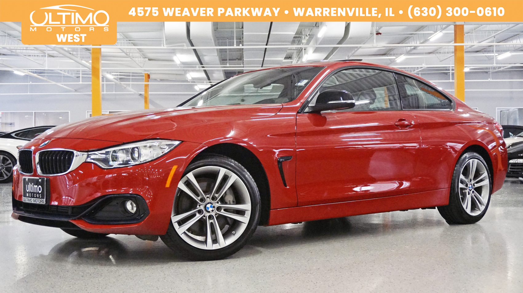Pre-Owned 2015 BMW 4 Series 435i xDrive Premium Package/Sport Line