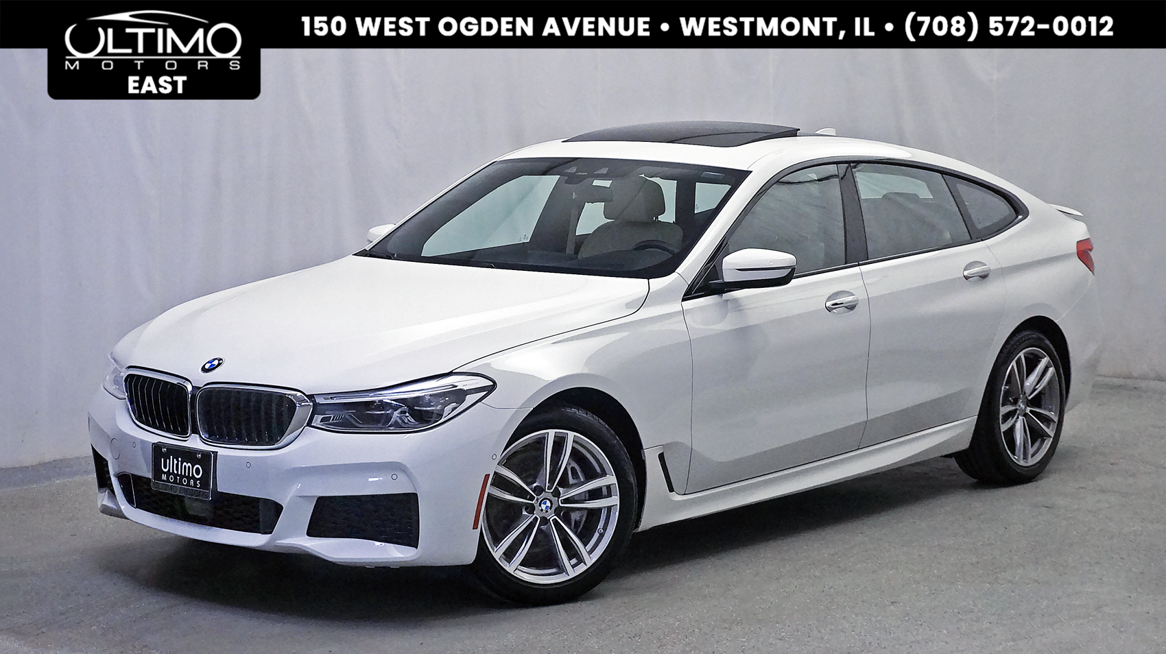 Pre-Owned 2018 BMW 6 Series 640i xDrive