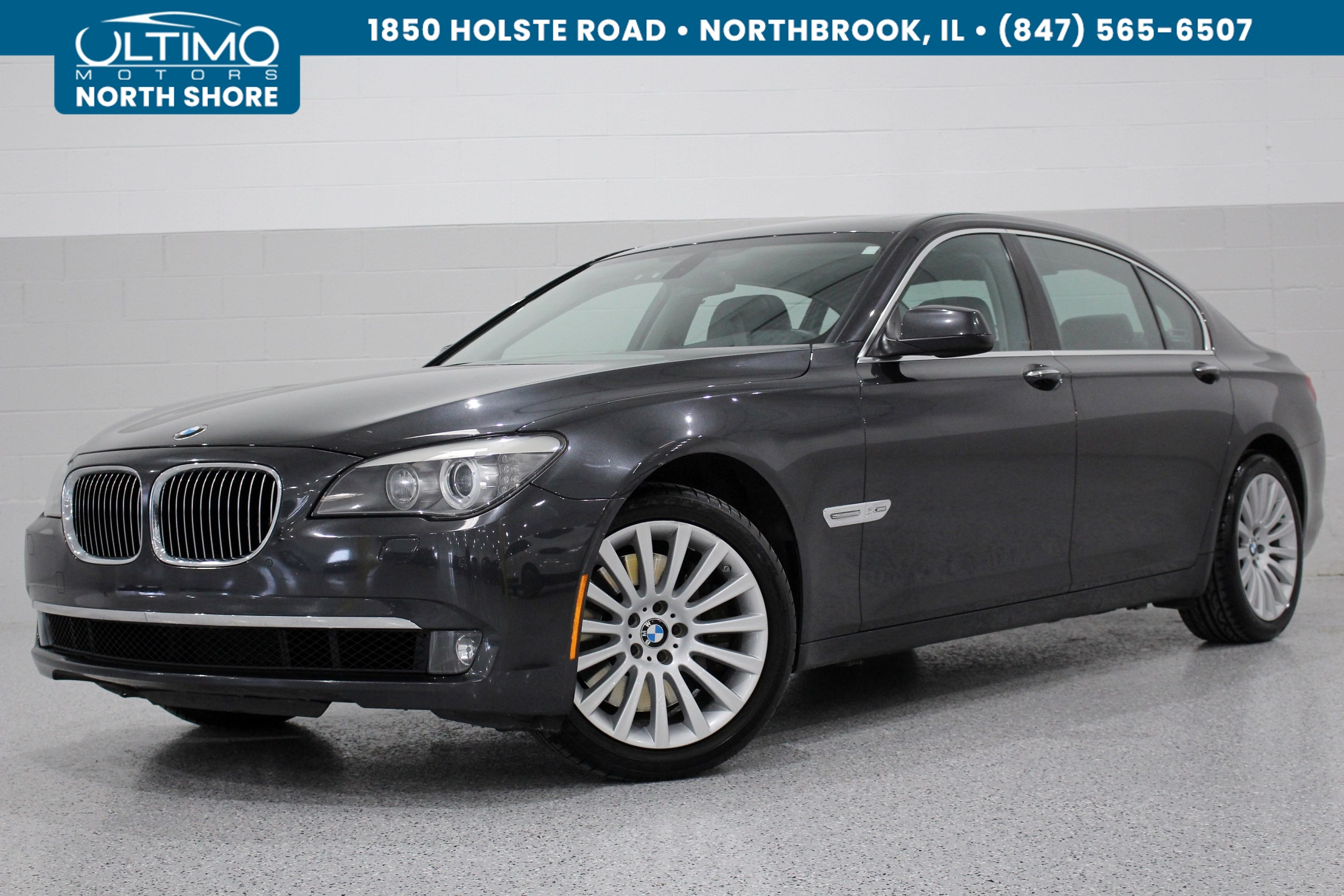 Pre-Owned 2011 BMW 7 Series 750Li xDrive