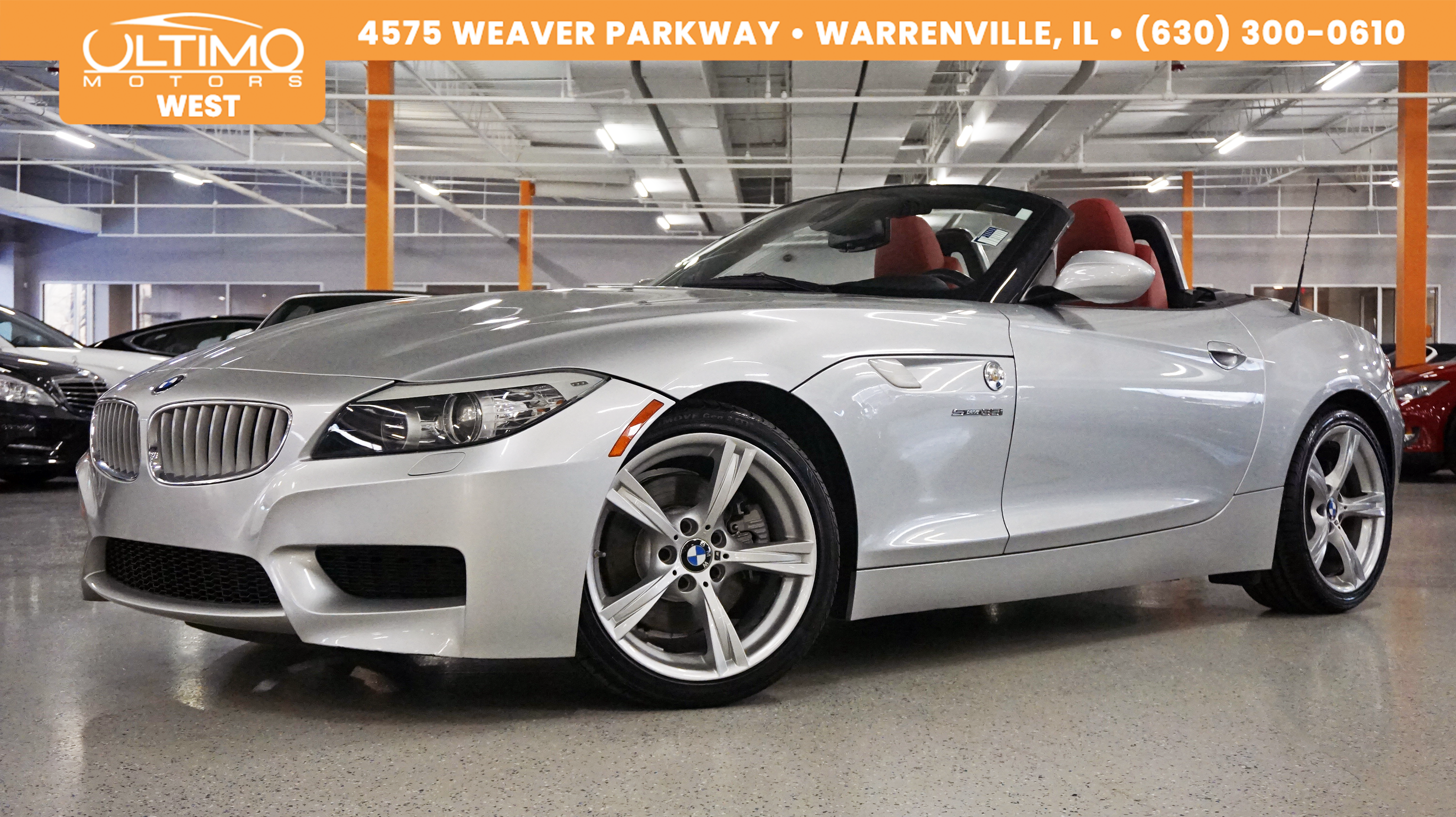 Pre-Owned 2011 BMW Z4, M-SPORT, Comfort Access sDrive35i