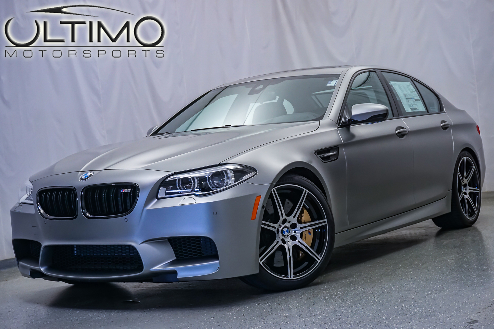 PreOwned 2015 BMW M5 JAHRE 30TH ANNIVERSARY M5 600HP MSRP