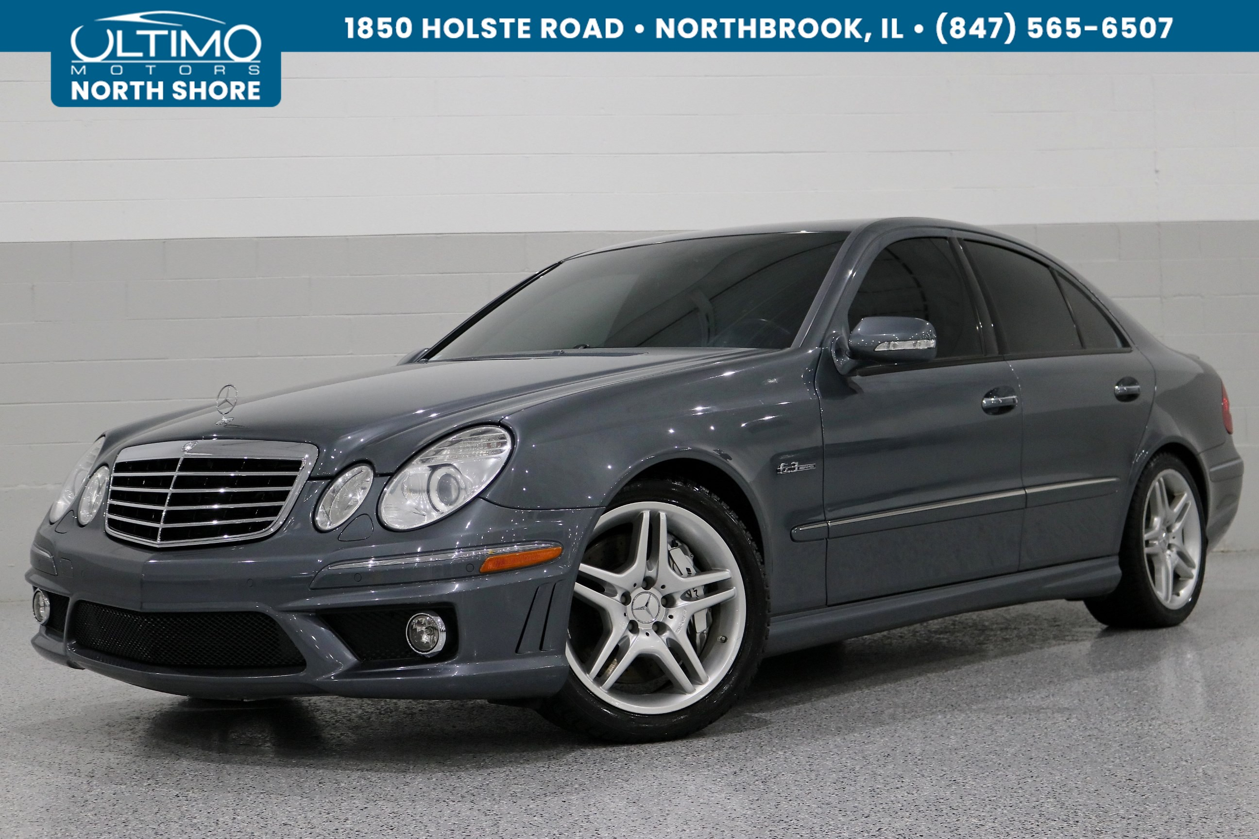 Pre-Owned 2008 Mercedes-Benz E-Class E 63 AMG®
