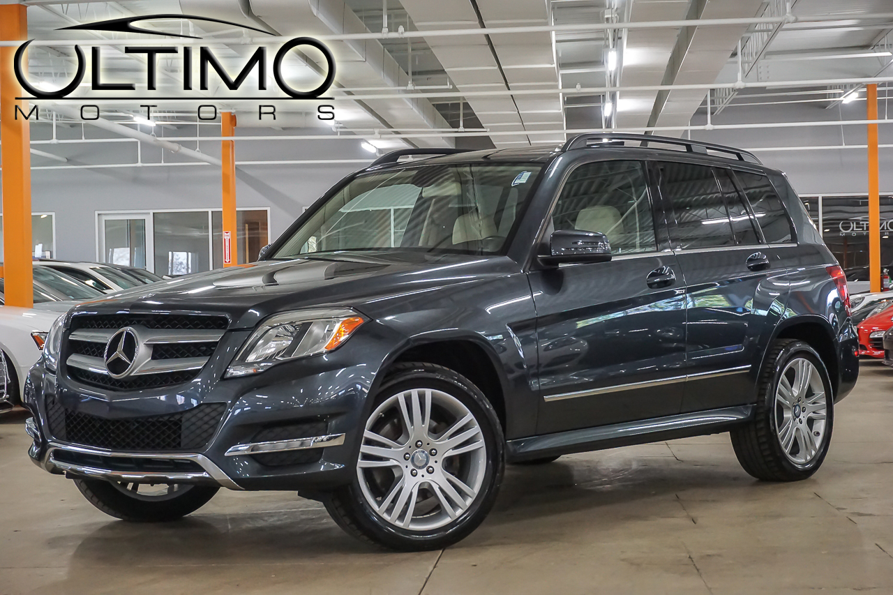 pre owned 2013 mercedes benz glk class glk350 suv in