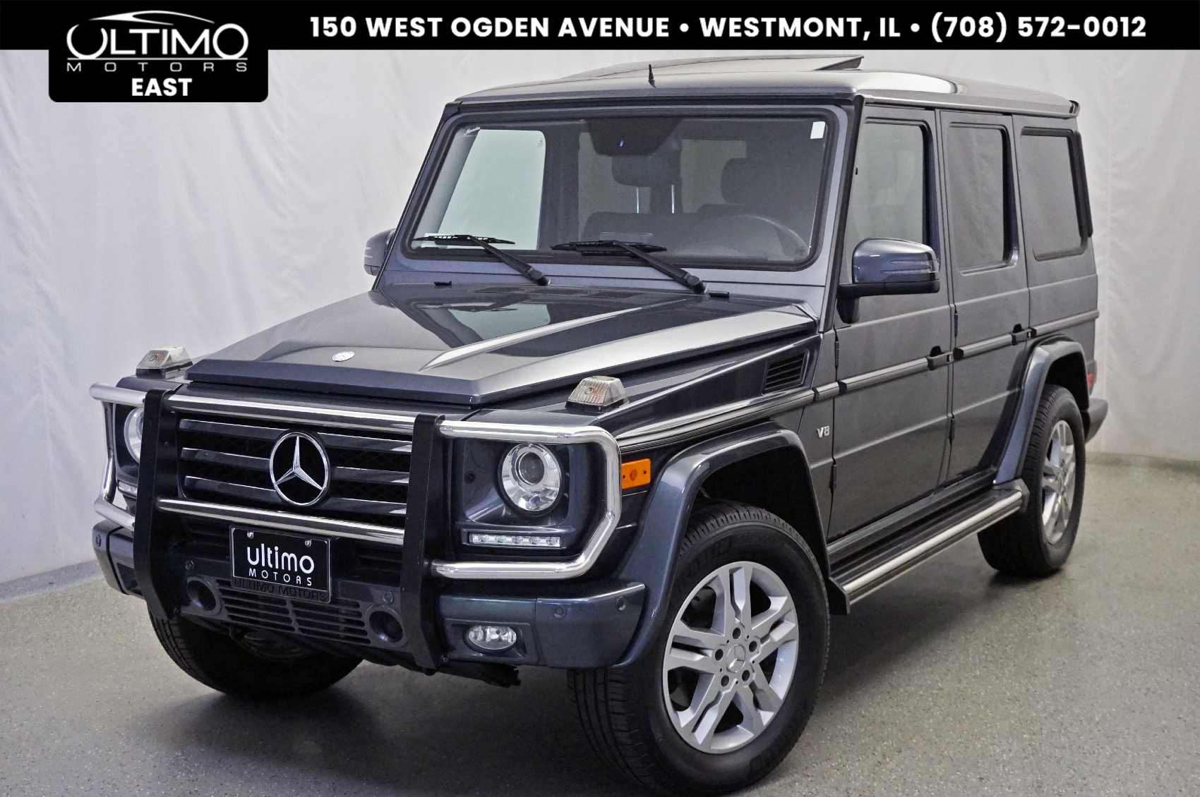 pre owned 2013 mercedes benz g class g 550 suv in warrenville