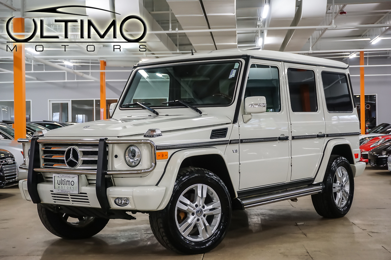 Pre owned 2010 mercedes benz g class g550 suv in for Pre owned mercedes benz g class