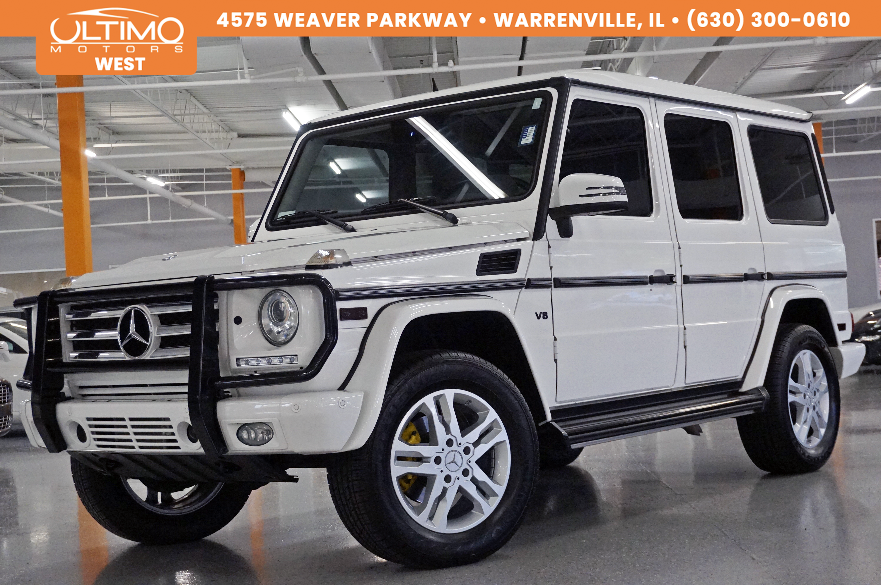 Pre Owned 2015 Mercedes Benz G Class G 550