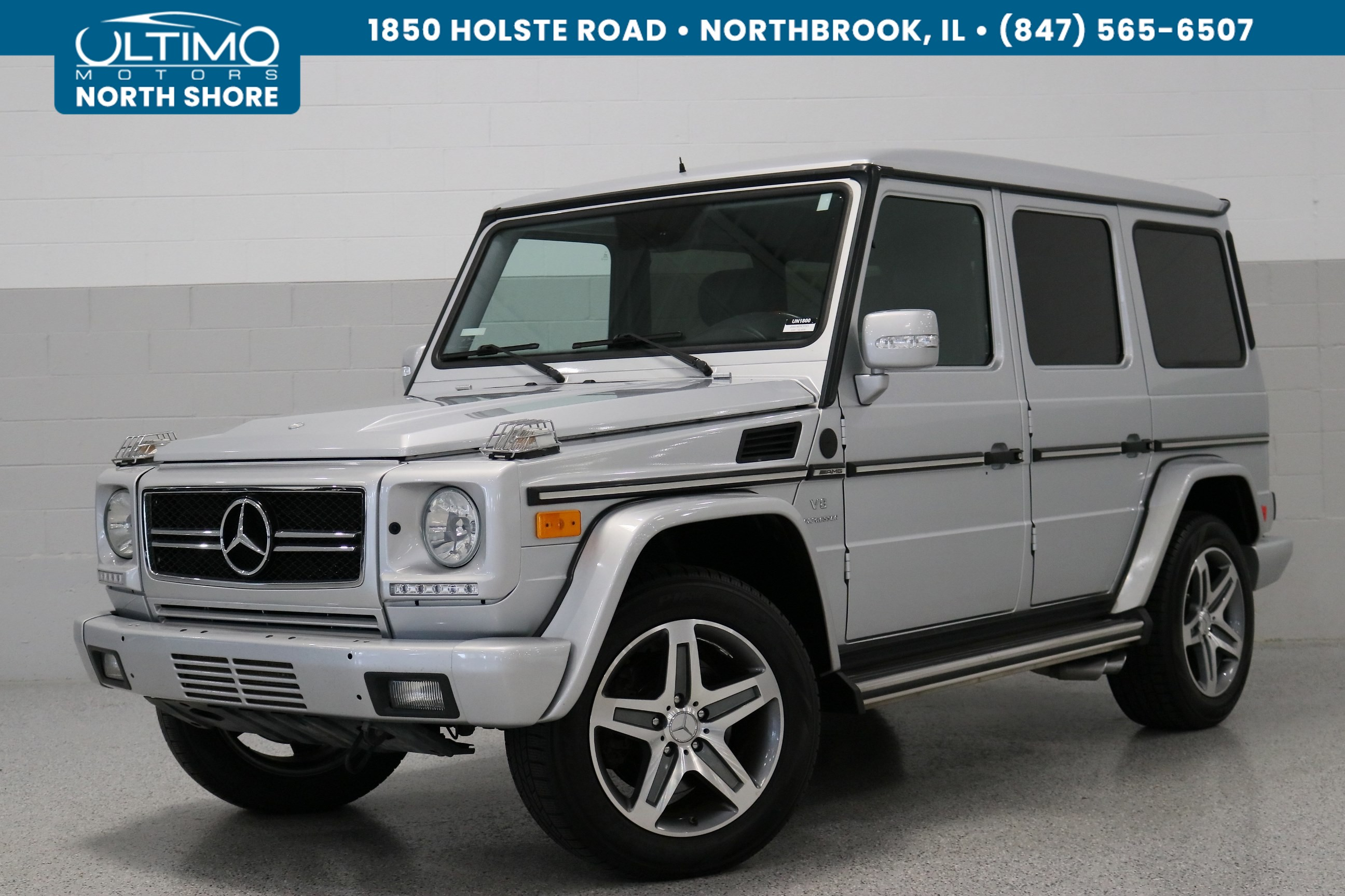 Pre-Owned 2005 Mercedes-Benz G-Class G 55 AMG®