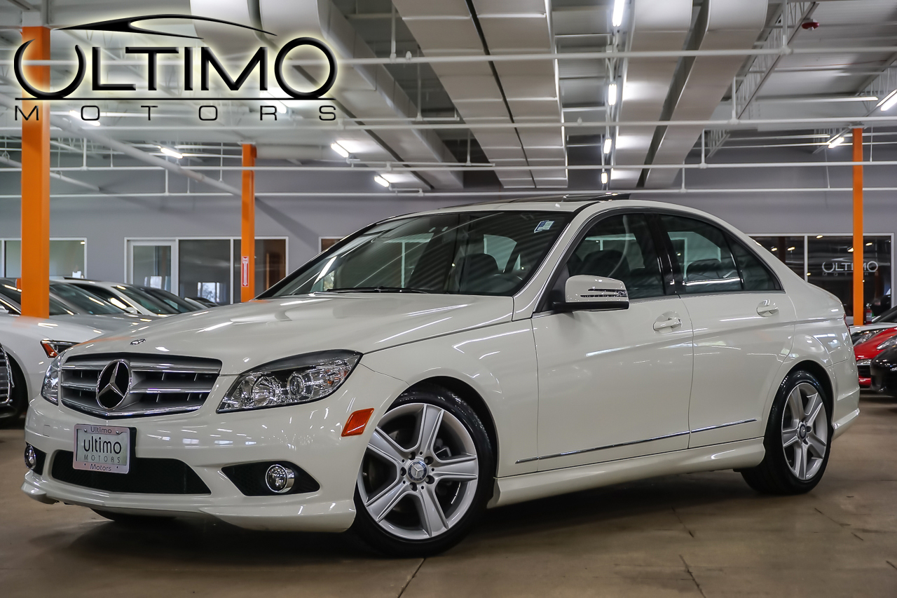 Pre owned 2010 mercedes benz c class c300 sport 4matic for Mercedes benz c300 4matic 2010 price