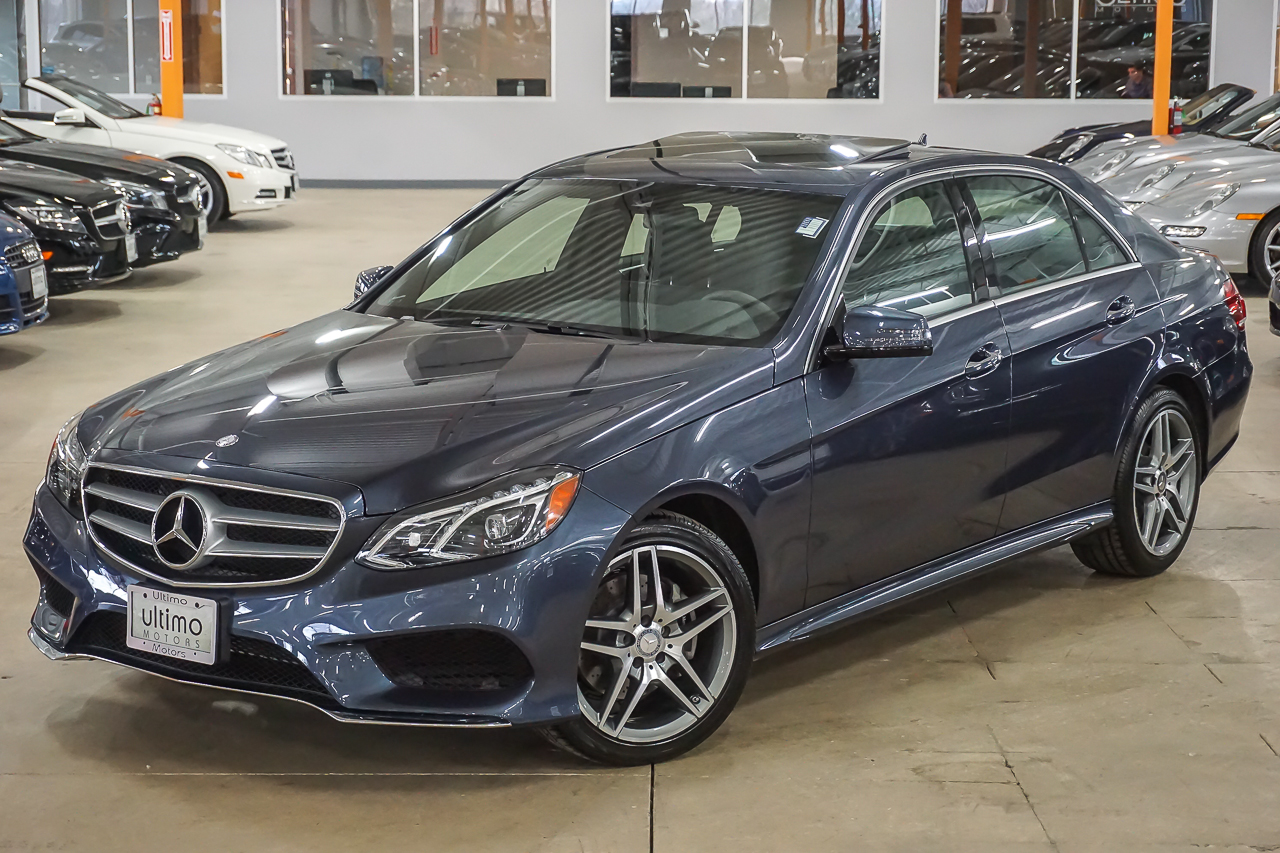 pre owned 2015 mercedes benz e class e350 sport sedan in