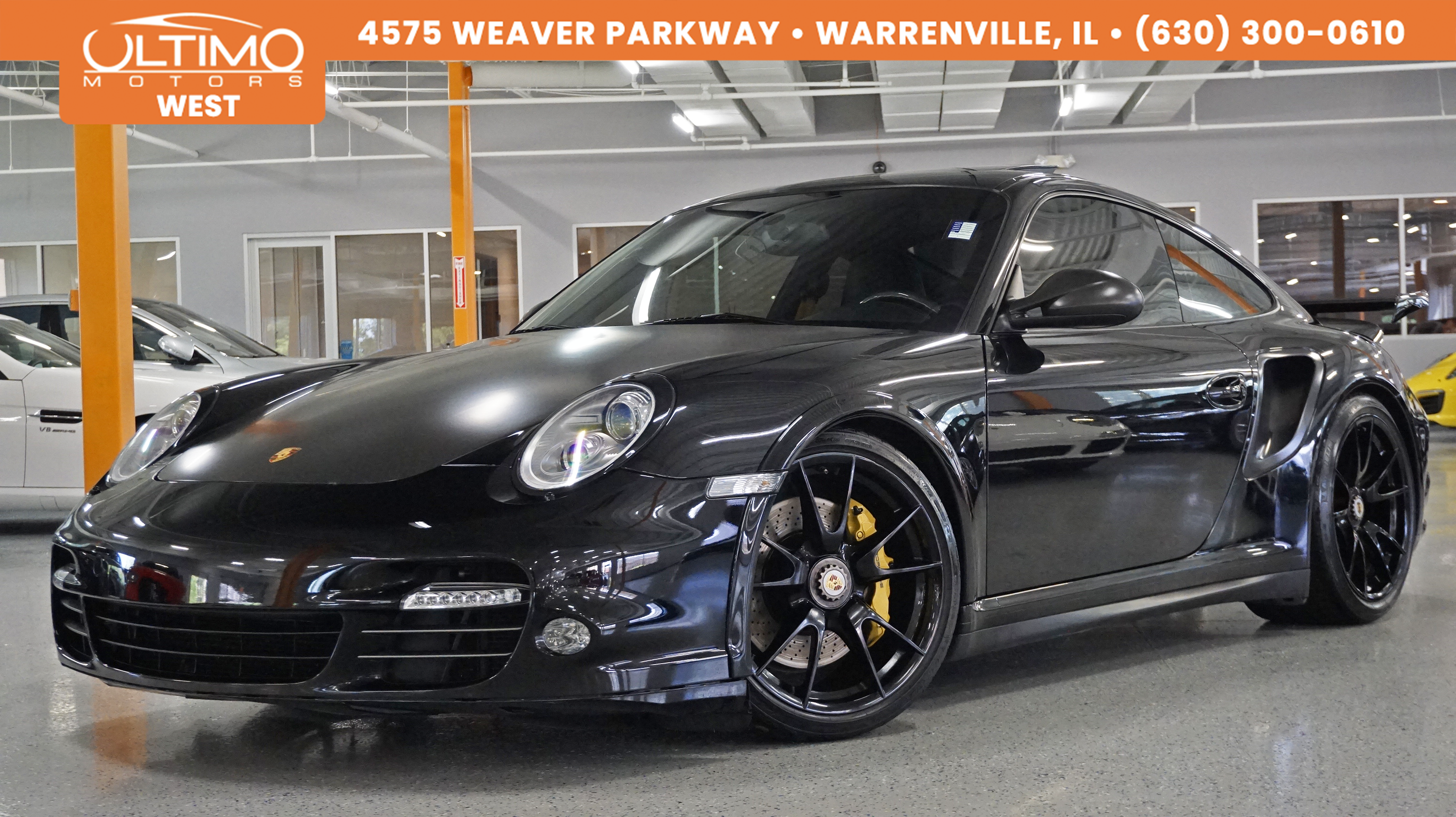 Pre-Owned 2012 Porsche 911 Turbo, 6-speed Manual, Limited Slip Rear Diff lock, Msrp $149,615