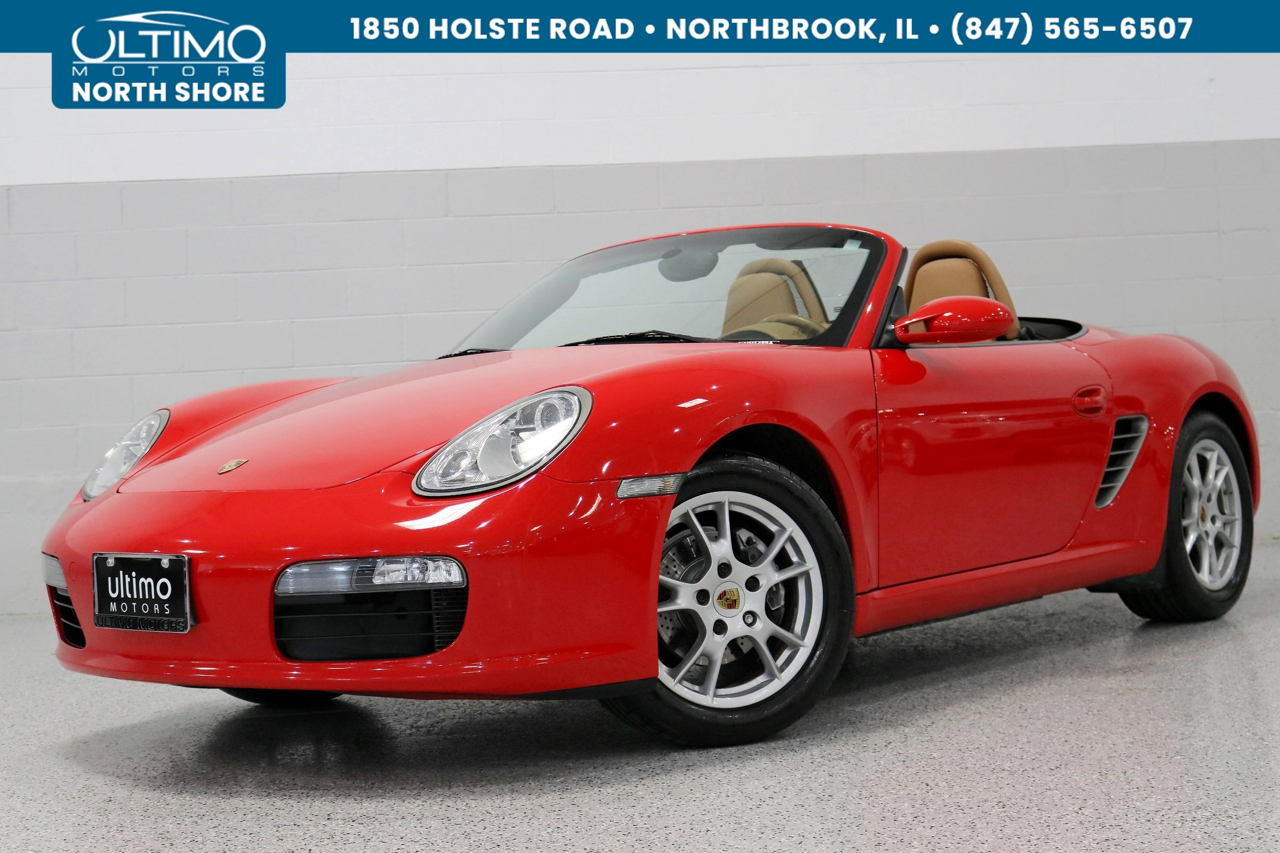 Pre-Owned 2008 Porsche Boxster Sound Plus, Heated Seats, Preferred Package.