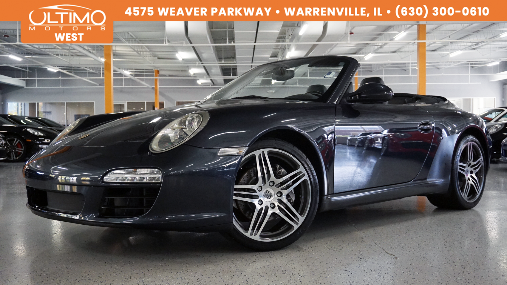 Pre-Owned 2009 Porsche 911 Vented Seats, Heated Steering Wheel, Msrp $104,245