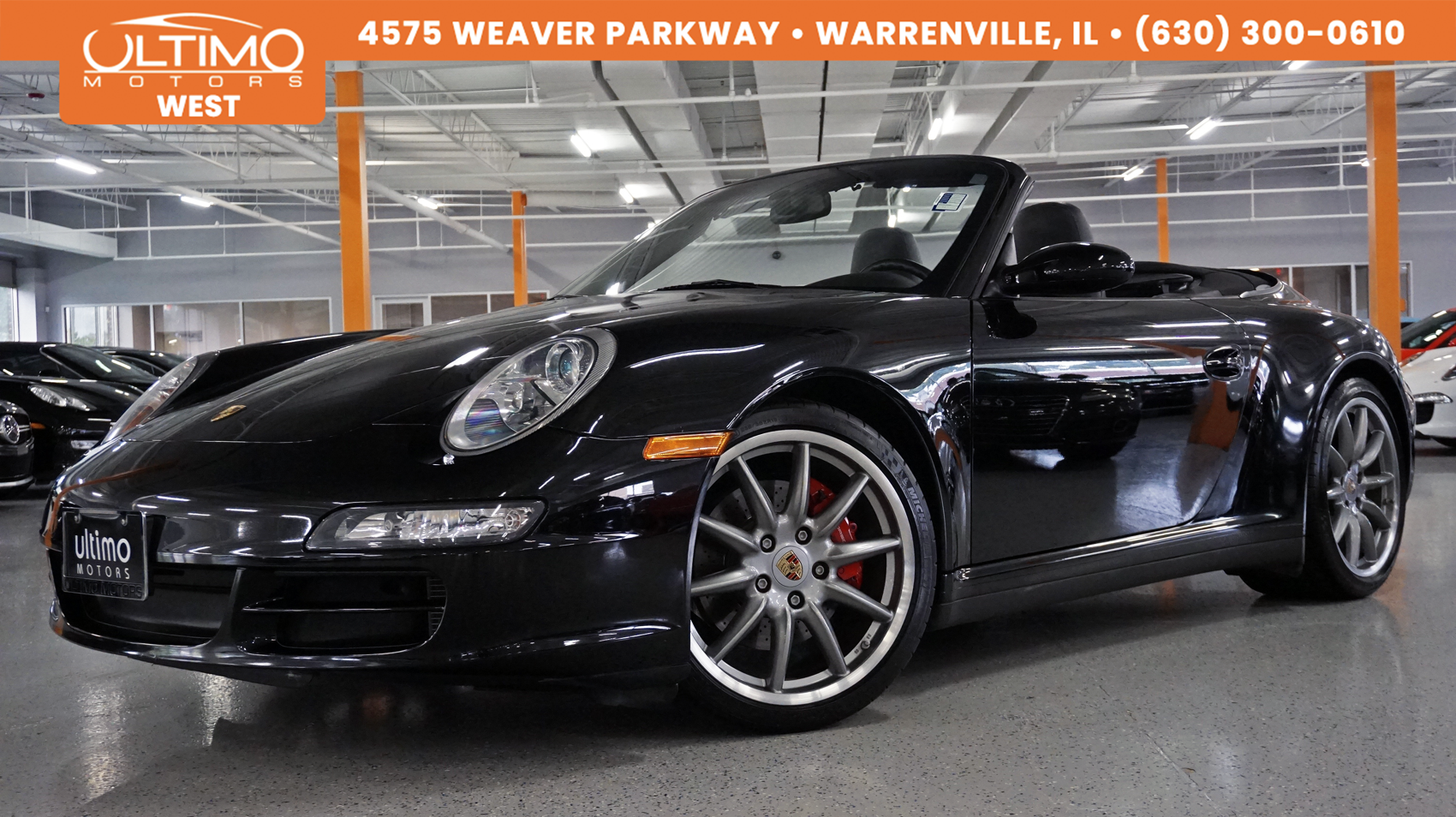 Pre-Owned 2007 Porsche 911 Carrera 4S, 6-Speed Manual, Supple Full Leather, Msrp $116,440
