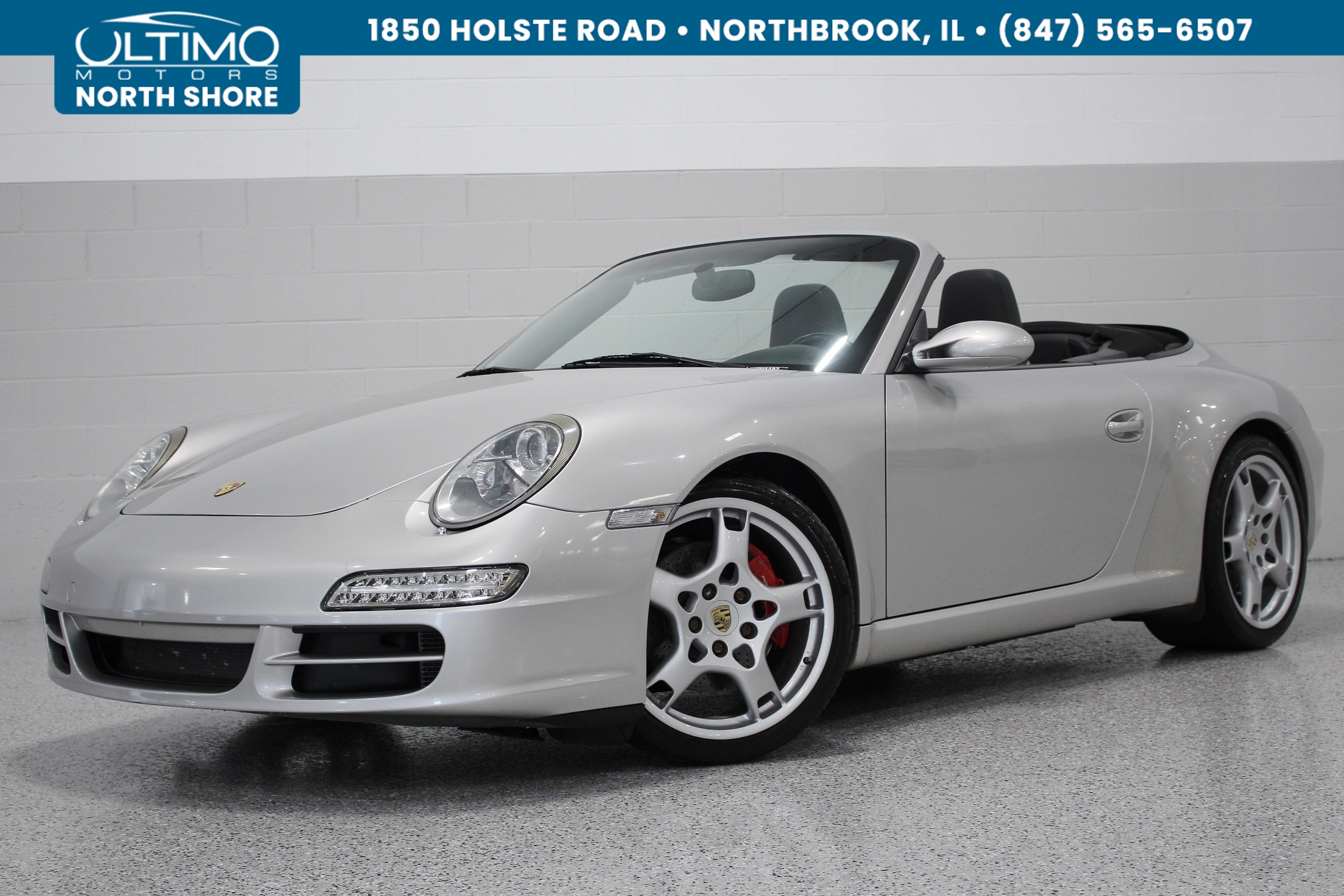 pre owned 2006 porsche 911 carrera s sports chrono plus nav w pcm