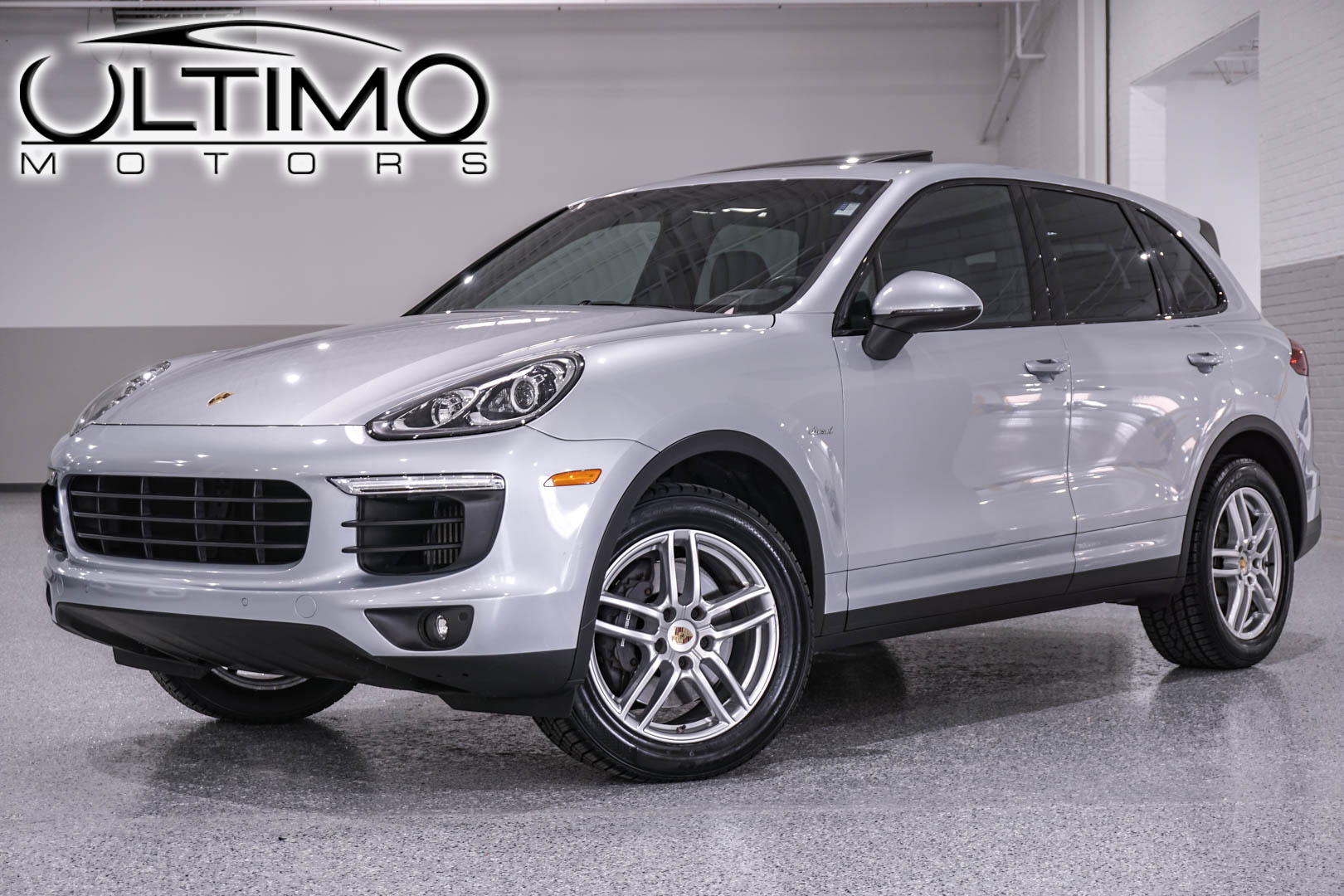 Pre-Owned 2015 Porsche Cayenne Diesel SUV in Warrenville #UN1030 ...