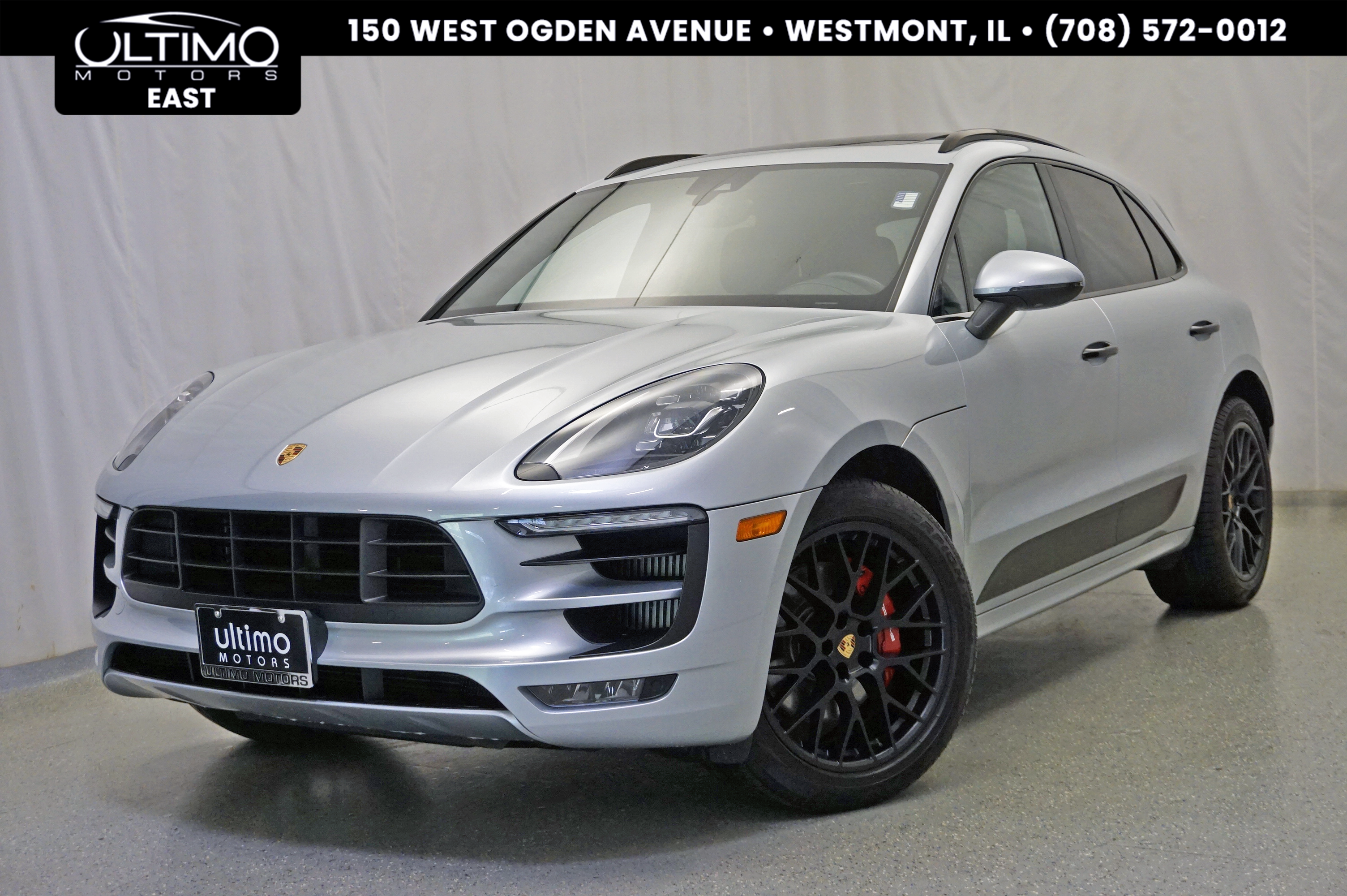 pre owned 2017 porsche macan gts 81 675 msrp suv in warrenville