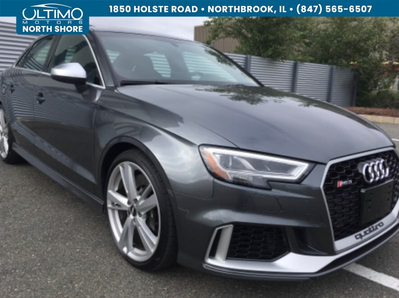PreOwned Audi RS Technology Package RS Design RS Carbon - Audi north shore
