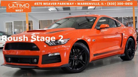 Pre-Owned 2015 Ford Mustang Roush Stage 2 #15-1604