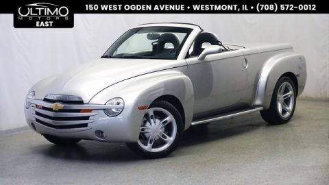 Pre-Owned 2005 Chevrolet SSR Base